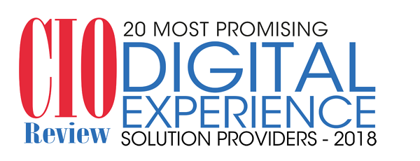 Digtal Experience logo CIO